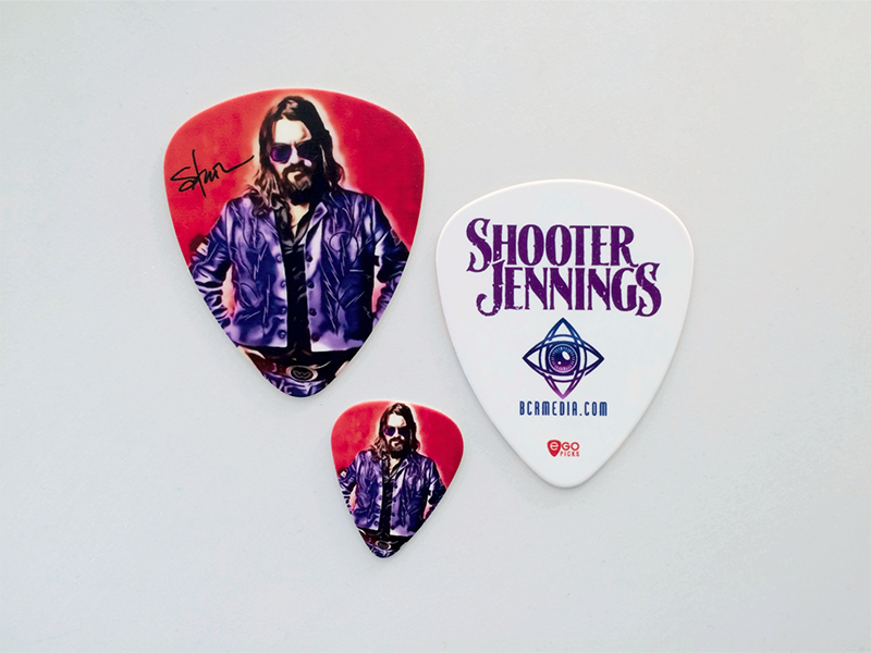 new perch items- shooter Jennings